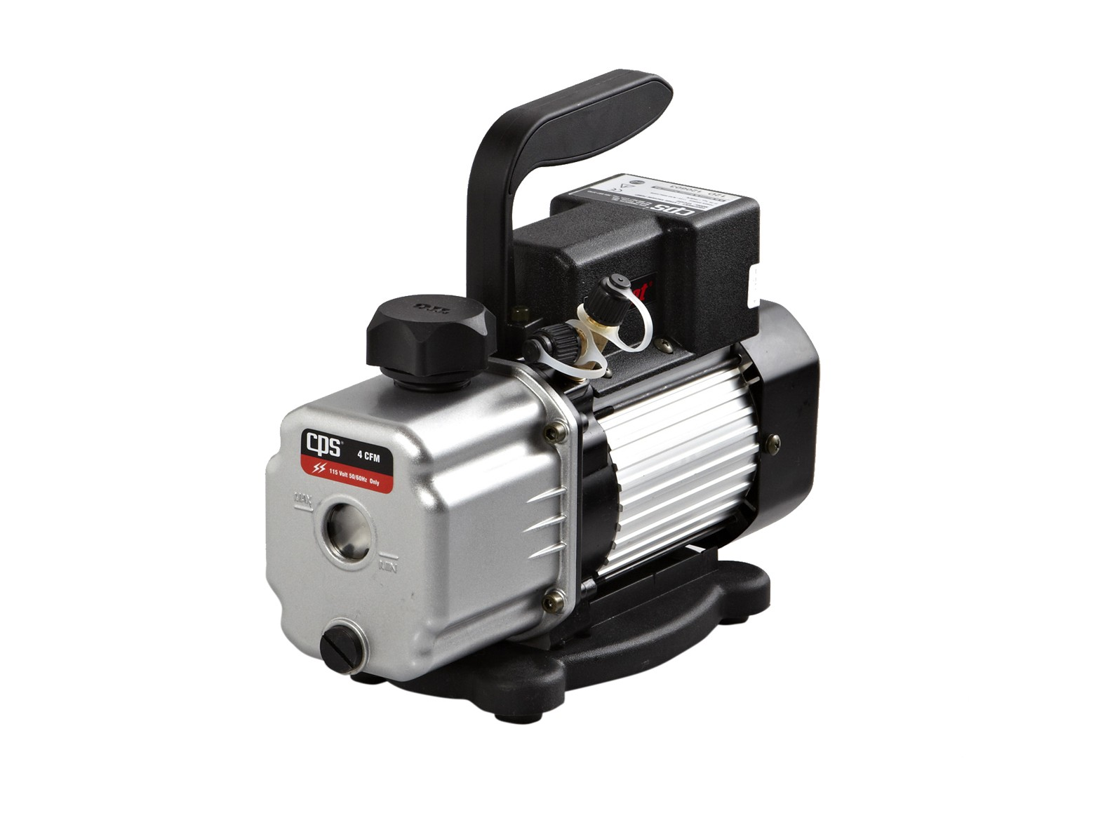 The unit boasts the same high quality, high value features engineered into all of our Pro-Set Premium Series vacuump pumps providing performance excellence and years of reliable service